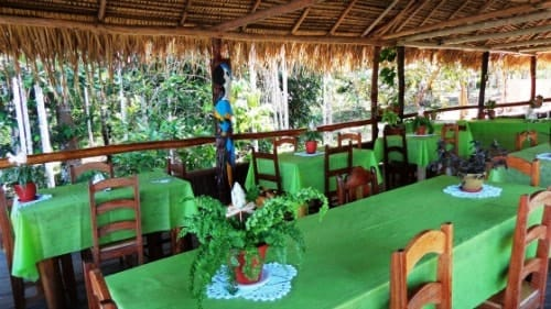 tariri lodge restaurant