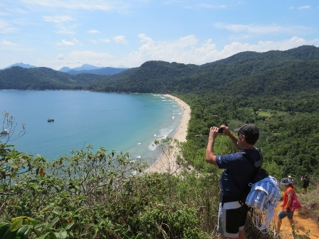 Paraty Hiking