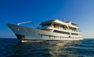 first class galapagos cruises - odyssey