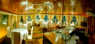 Amatista dining room