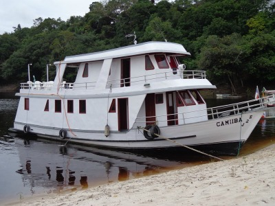 Camiiba amazon charter boat