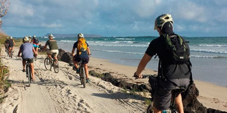 7 day premium galapagos multisport tour